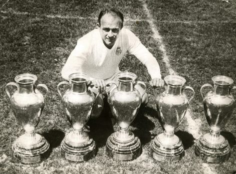 Don Di Stefano never played at a World Cup finals. It was undoubtedly a major loss for the tournament.